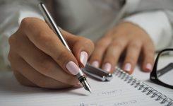 Prise de notes en réunion