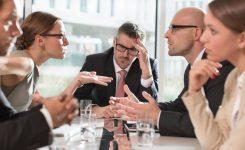 Accueil du client en magasin et gestion des conflits